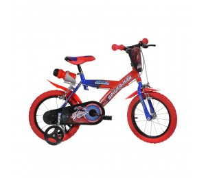 Otroško kolo Dino Spiderman 14''