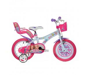 Otroško kolo Dino Barbie 14''