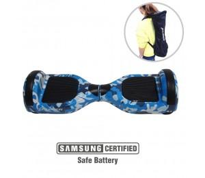 """Xplorer hoverboard City 6,5"""" camouflage blue v2"""