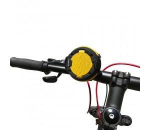 Xplorer športni bluetooth zvočnik z nosilcem za pritrditev na kolo