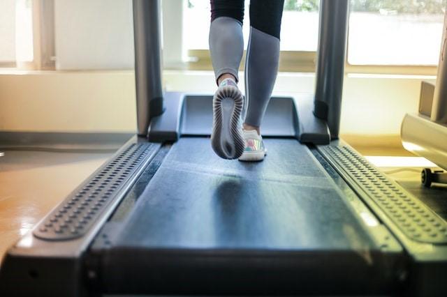 Workout on Treadmill1
